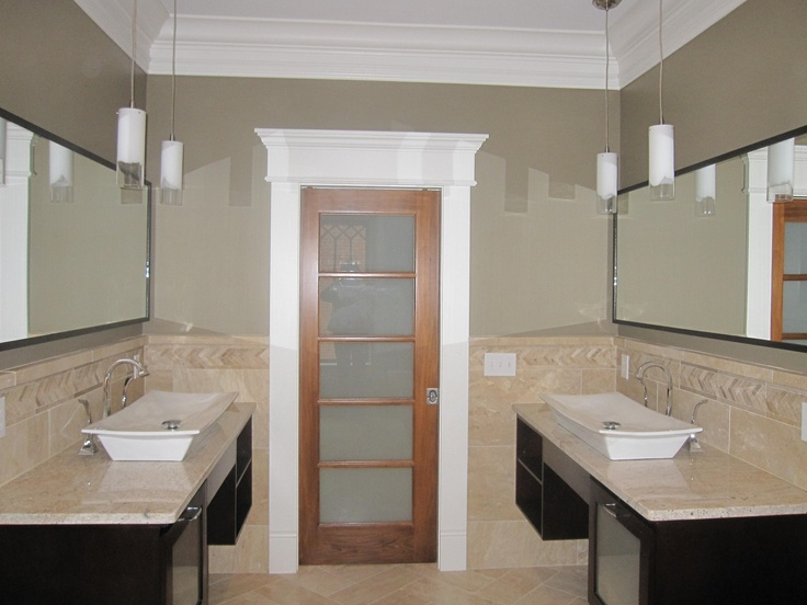 Pocket door with obscure glass bathroom ideas for Pocket door ideas