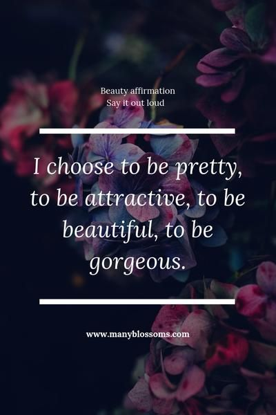 10 Beauty Affirmations to Boost Your Vibrations (With