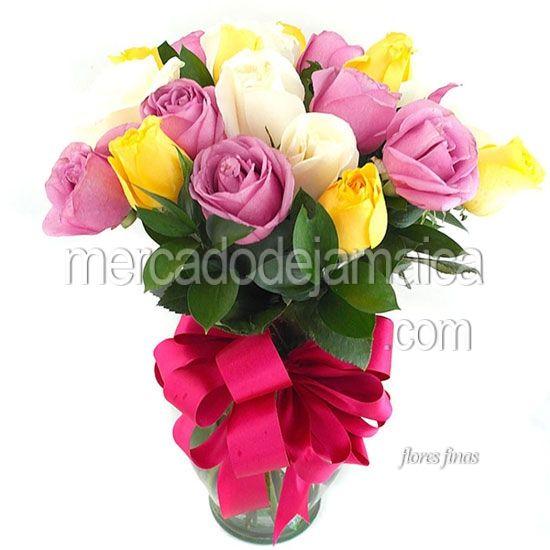 Floreria en el df Rosas Amarillas Aime !| Envia Flores