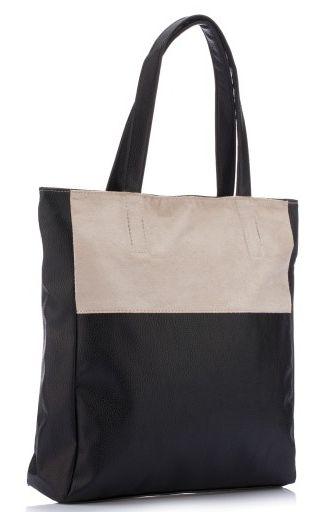 Düz bir çanta modeli
