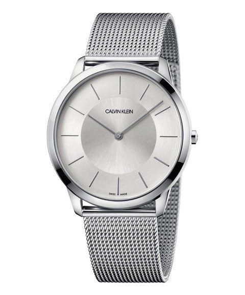 b78ff46c772 Calvin Klein Minimal Relógio Homem K3M2T126