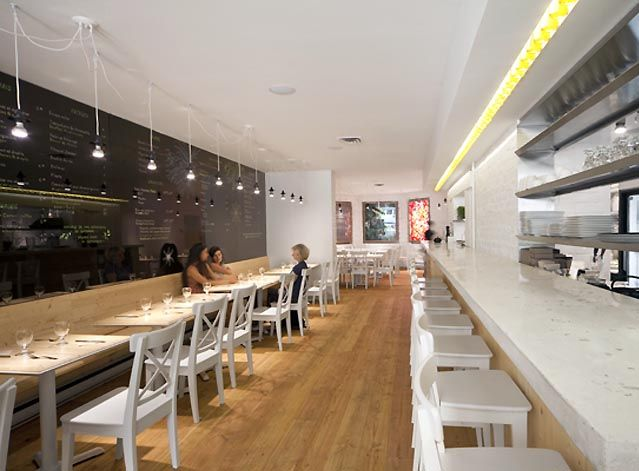 gallery for gt small casual restaurant interior