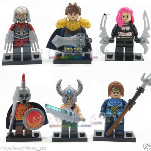 7 best league of legends images on Pinterest | Lego, Legos and ...