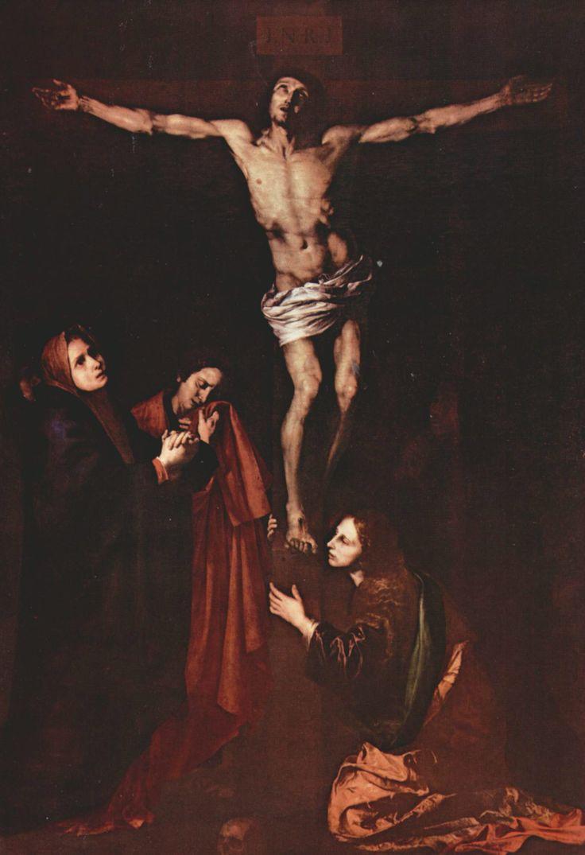 Jusepe De Ribera - Crucifixion (1620)
