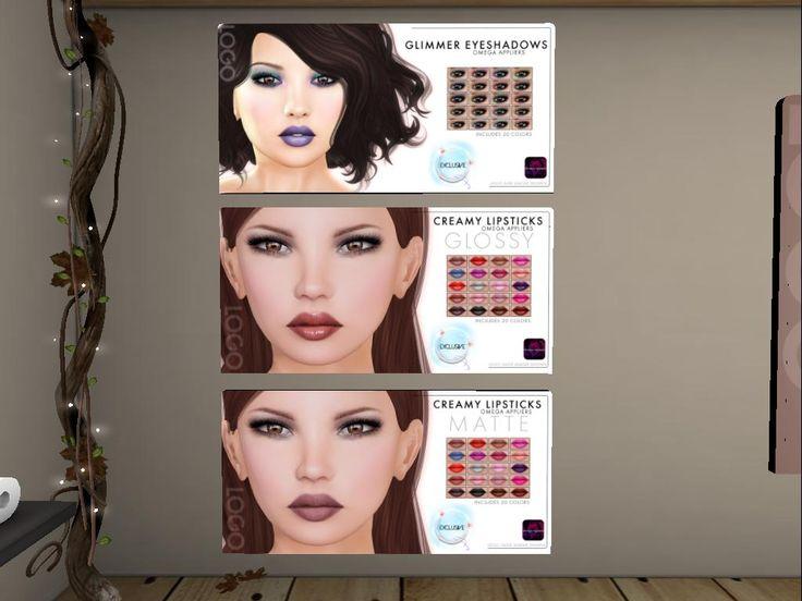 LA BOHEME - lipstick packs, 50L eachItem 235 of 301 Lip applier includes 10 options, bento compatible, applier compatible, 4 options available, 50L each.  A New You With The Skin Fair! | Seraphim.