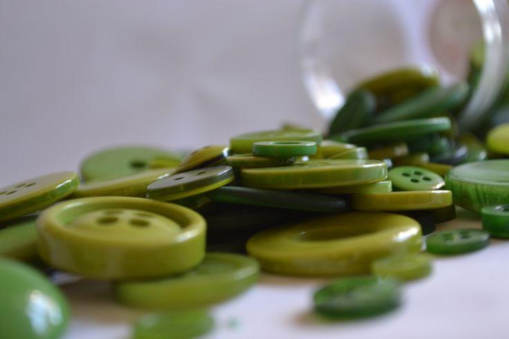 Macroholic, grønne knapper....
