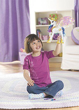 Hasbro A0633EU4 - My Little Pony Principessa Celestia: Amazon.it: Giochi e giocattoli