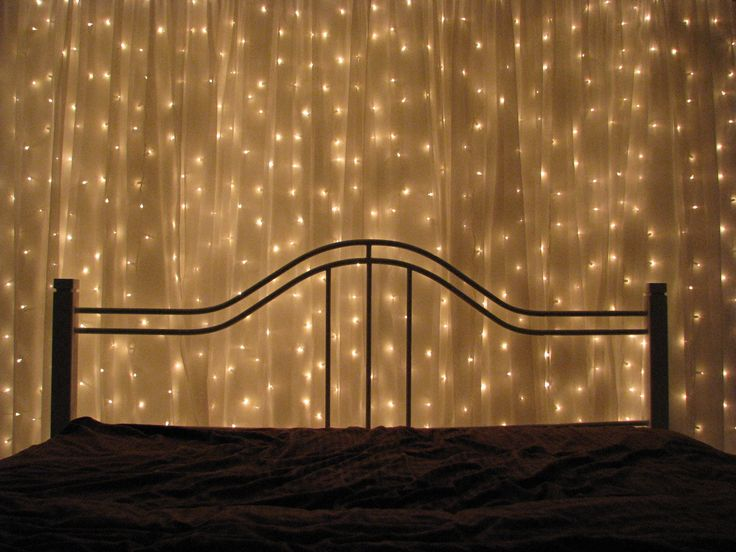 Bedroom Lights Home Pinterest Starry Nights Love This And White Christmas Lights