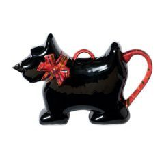 The 'Scot Tea Dog ' Full Size Teapot by CartersofSuffolk on Etsy