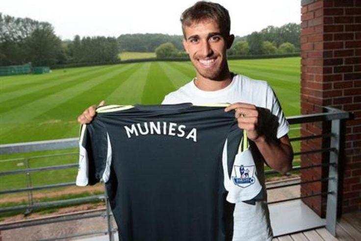 Marc Muniesa, Stoke City