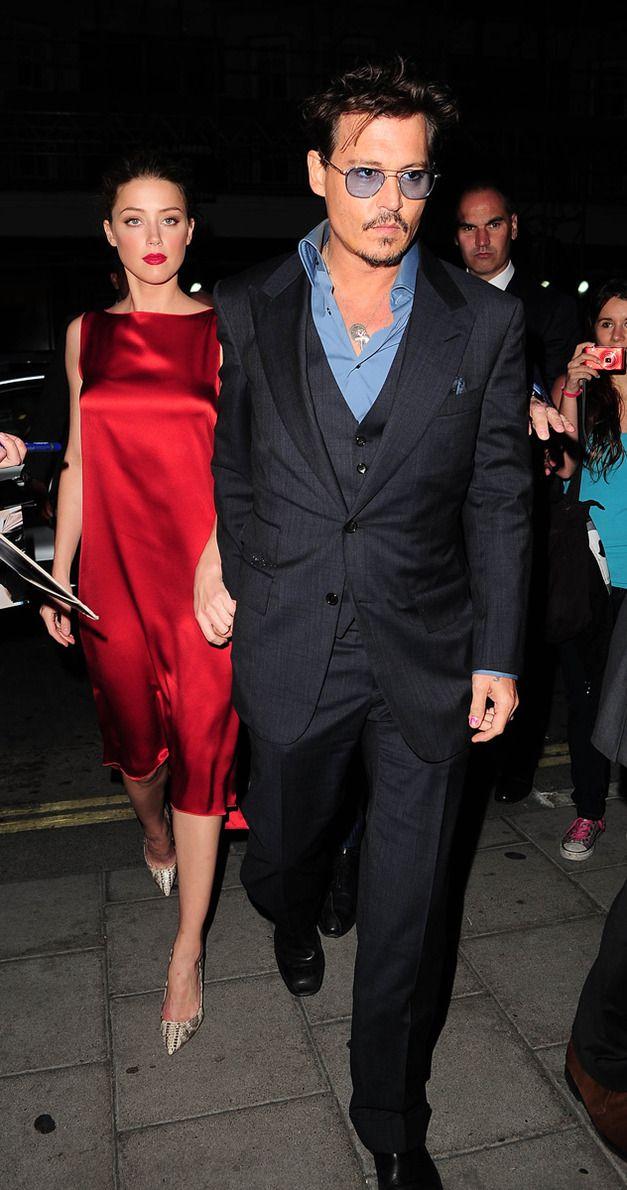 Amber Heard, la belle qui fait fondre Johnny Depp