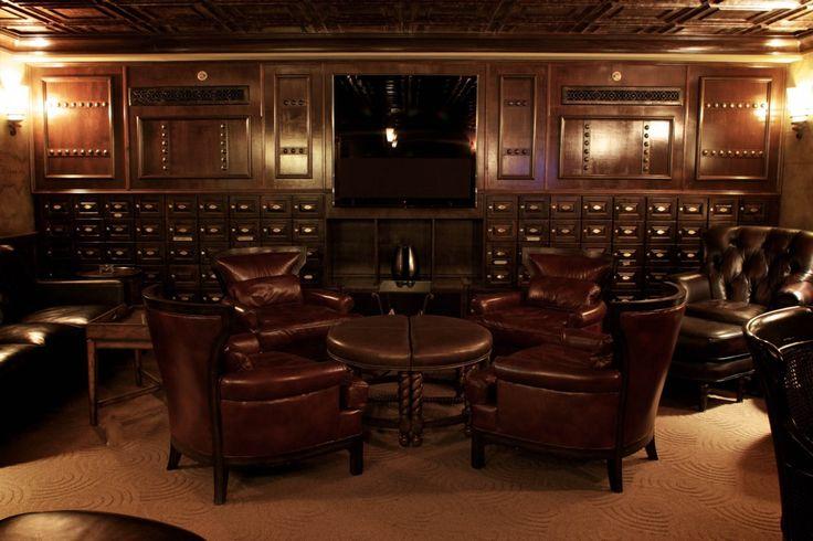 Cigar Bar Wine Amp Cigar Somking Rooms Design Bar Design