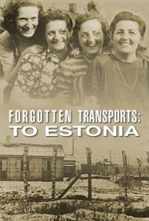 A 1942 transport of a thousand Czech Jews arrives at the tiny village of Raasiku. Nazi officers immediately separate out several dozen young women who must load the luggage onto trucks as their families board blue buses. When the girls are taken to the Jägala concentration camp, they are in for a shock. Lacking the grand narrative usually associated with movies about the Holocaust, Forgotten Transports is composed entirely of interviews with the handful of survivors.