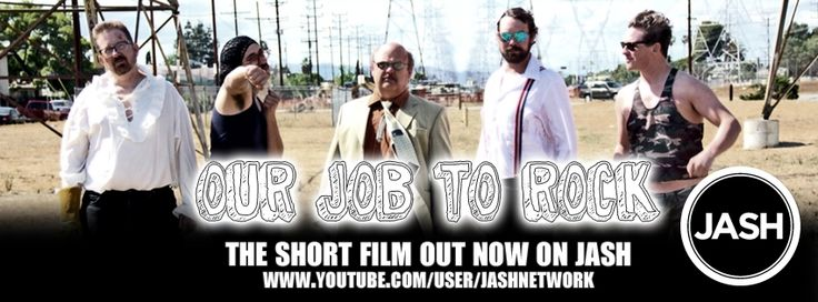 SPV GmbH / Steamhammer => Kyle Gass Band release the most awesome music short film in the history of motion pictures!  The Kyle Gass Band is about to release the most awesome music short film in the history of motion pictures.