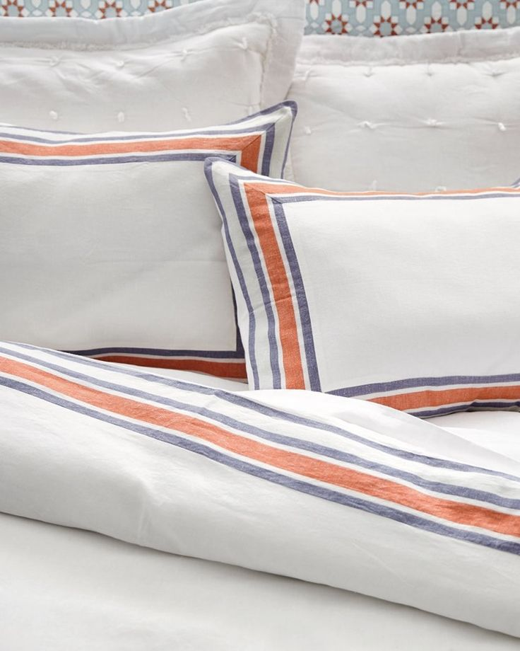 Best 25+ Striped Bedding Ideas On Pinterest