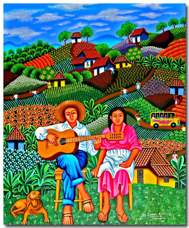 19 Best Nicaraguan Art And Artists Images On Pinterest