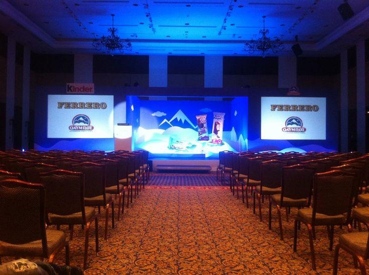 Ferrero Rocher conference settings | XLG GR | Pulse | LinkedIn