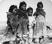Les Amérindiens du Canada et du Québec | Carte et Tribu. INUITS