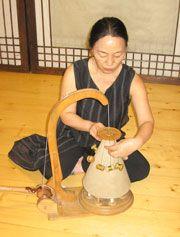Korean braiding stand  kkun-tuel