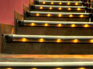 stair lighting ideas. 7 lighting ideas to decorate the staircase stair