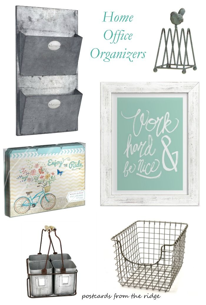 From Junk Closet To Organized Office