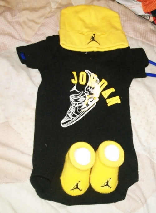 Baby Girl Jordan Clothes Beauteous 29 Best Baby Outfits Images On Pinterest  Baby Coming Home Outfit Inspiration Design