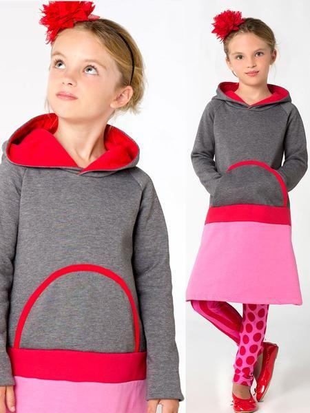 girls dress pattern, winter dress pattern