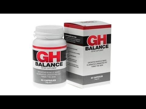GH BALANCE • spalacz tłuszczu