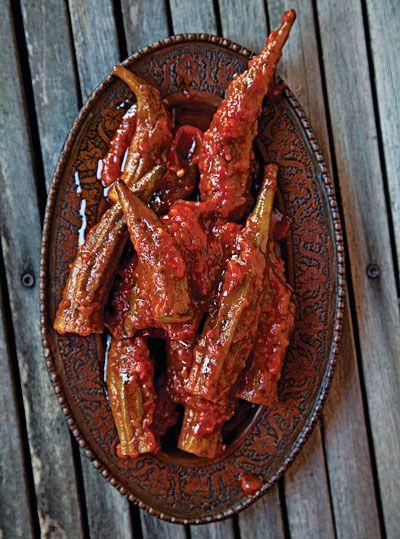 Stewed Okra Recipe | SAVEUR