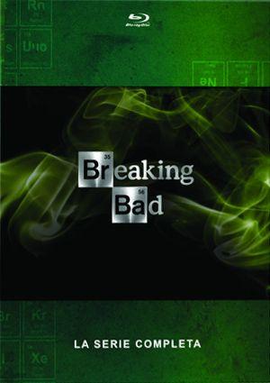 BREAKING BAD: TEMPORADAS 1-6. SERIE COMPLETA (BLU-RAY)