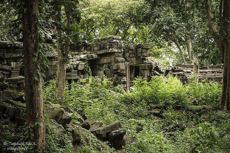 Banteay Chhmar, la citadelle oubliée