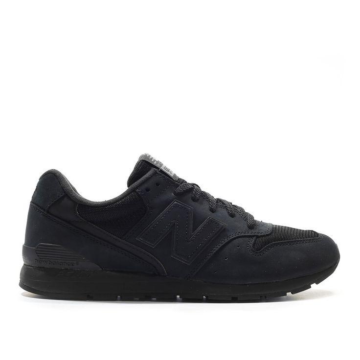 New Balance MRL996 KP All Black (schwarz / schwarz) - Versandkostenfrei ab 75€ - thegoodwillout.com