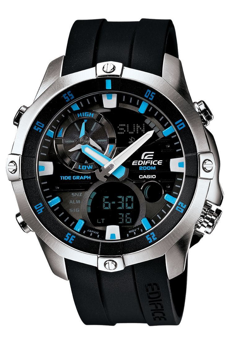 Casio Edifice EMA100-1AV