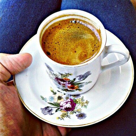 Bayram da Türk Kahvesi