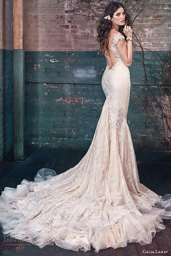 Galia Lahav Bridal Spring 2016 Wedding Dresses — Les Rêves Bohémiens Photo Shoot | Wedding Inspirasi: