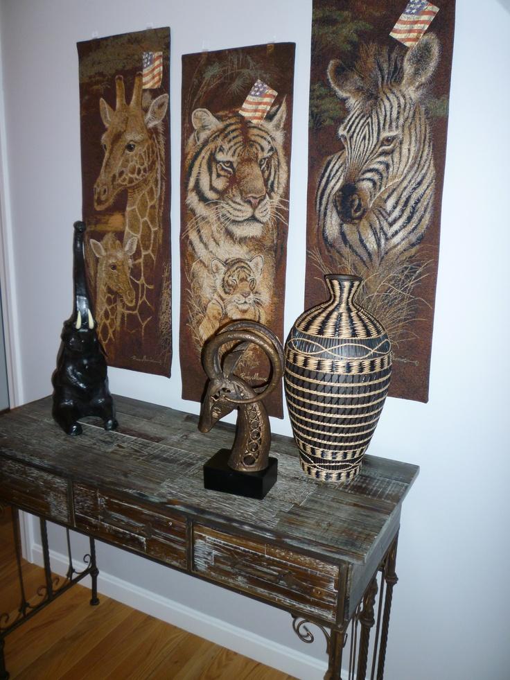 Afrocentric Style - Follow Me on Pinterest, Suzi M, Interior Decorator Mpls, MN
