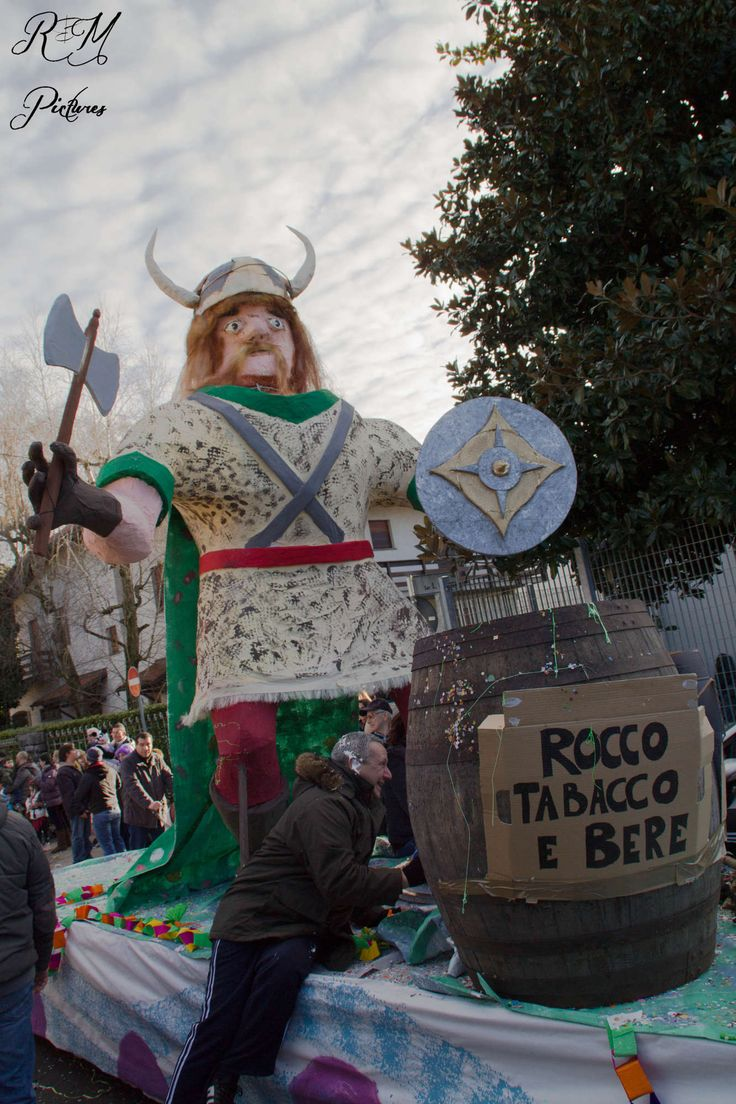 #MottaVisconti - #Carnevale & i #Vichinghi - #Portfolio #Events #Foto #Fotografia #Eventi