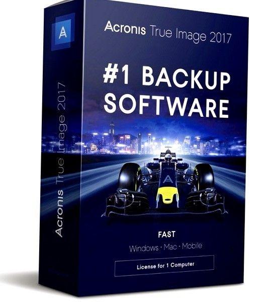 Acronis True Image 2018 Build 9207 Repack
