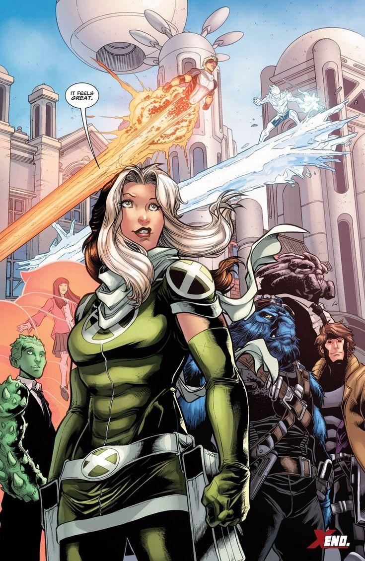 X - Men Team Leader Titania / Rogue.