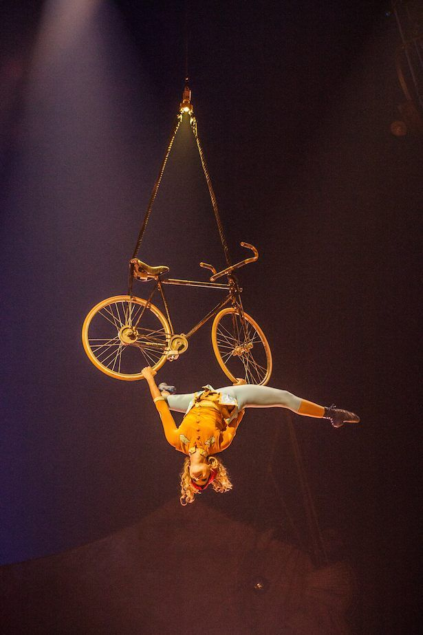 35 Photos from Cirque Du Soleil's KURIOS in Toronto