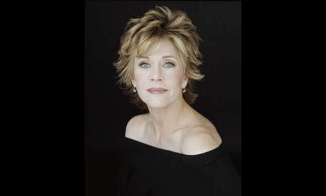 Jane Fonda Hair Styles: 17 Best Images About Hair Styles On Pinterest