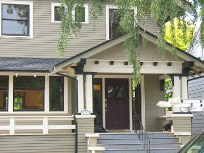 Love The Color I Think Gray Area Sw7052 Is Close House Paint Colors Pinterest Exterior