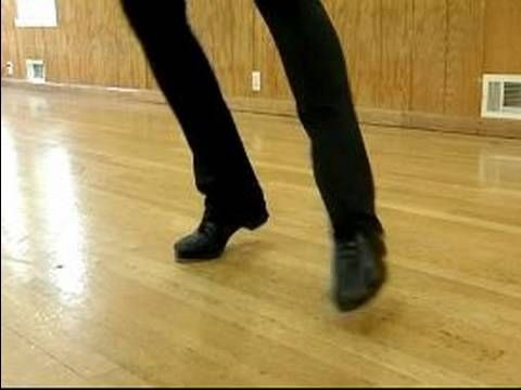 Advanced Tap Dance Lessons : Treble Steps & Moves in Advanced Tap Dancing