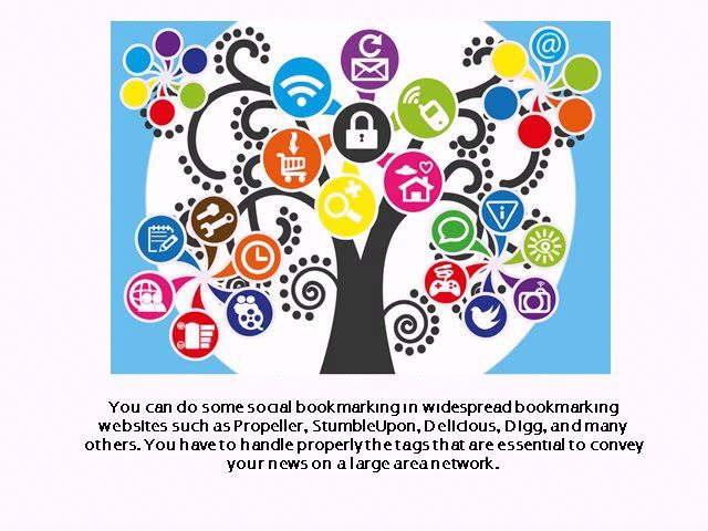Social Bookmarking is the most important strategy for generating backlinks. Some new ways are given by Vishnu Bhagat