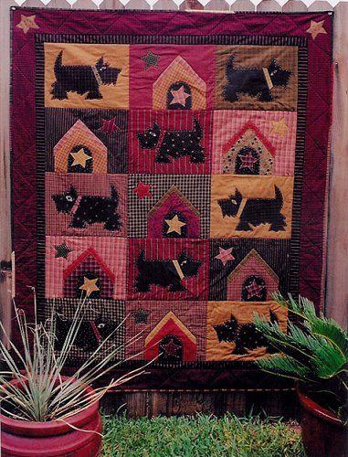 -Meme's Quilts-Primitive Doll, Quilt and Stitchery Patterns
