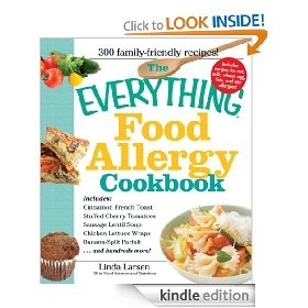 92 best for my igeaston images on pinterest food allergies the everything food allergy cookbook prepare easy to make meals without nuts milk wheat eggs fish or soy everything cooking kindle edition forumfinder Choice Image