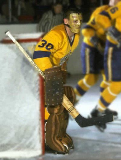 Terry Sawchuk / Los Angeles Kings