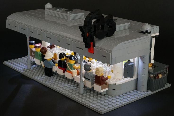 17 best BLADE RUNNER LEGO images on Pinterest   Blade runner ...