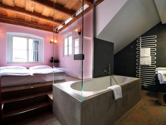 Design Hotel Neruda Prague, Czech Republic