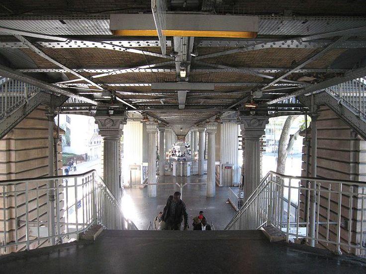 PARIS Ligne-2-Jaures